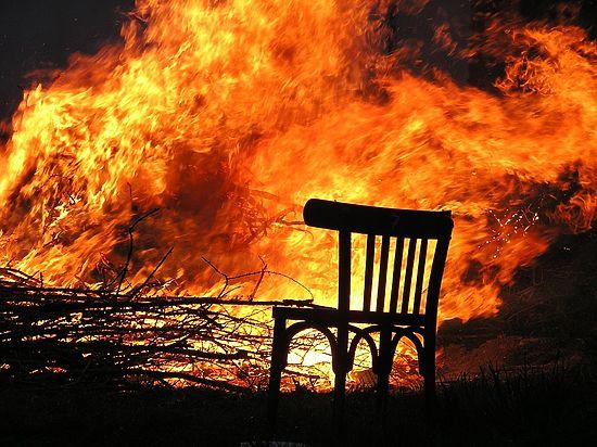 В Мордовии возросло число пожаров и погибших в них людей