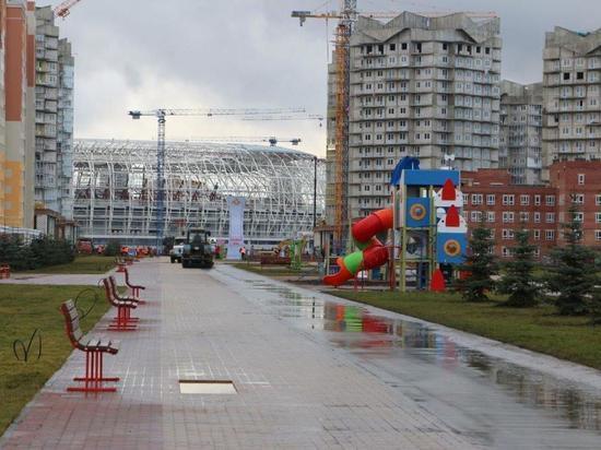 «Мордовия Арена» прирастает проспектом Российской Армии