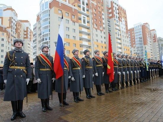 Саранск увидел ансамбль Александрова и салют от Шoйгу