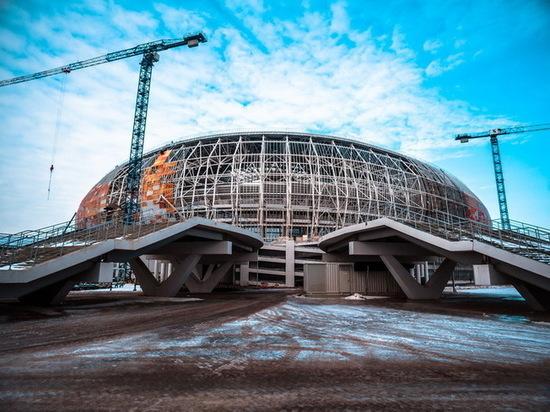 ФИФА проверит готовность 6-ти стадионов ЧМ-2018 вконце марта