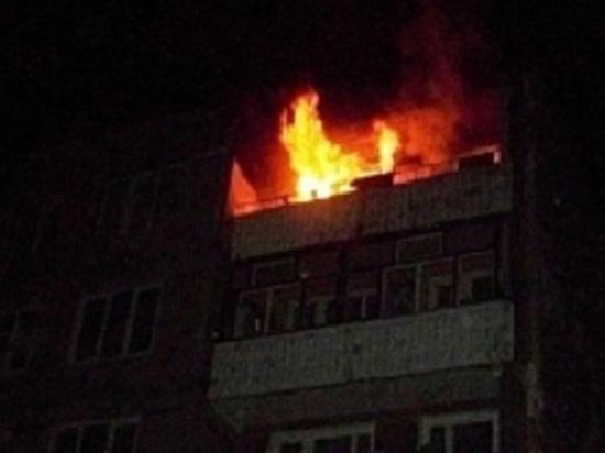 В Саранске в пожаре погиб мужчина-инвалид
