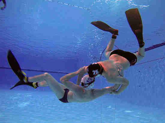 В Саранске соберутся сильнейшие спортсмены страны на турнир по подводной борьбе