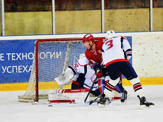 ХК «Мордовия» победил в первом матче 1/4 плей-офф