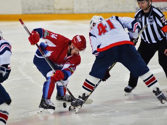Хоккеисты «Мордовии» снова обыграли саратовский «Кристалл» в плей-офф Кубка Федерации