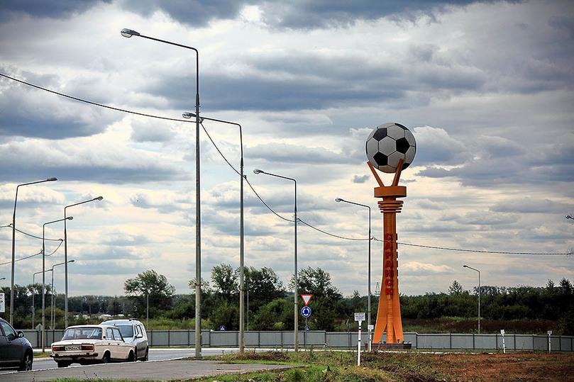 «Мордовия Арена» получила разрешение наввод вэксплуатацию